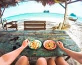 Best Travel Blog -  What's your best dinner with a view? 🍍