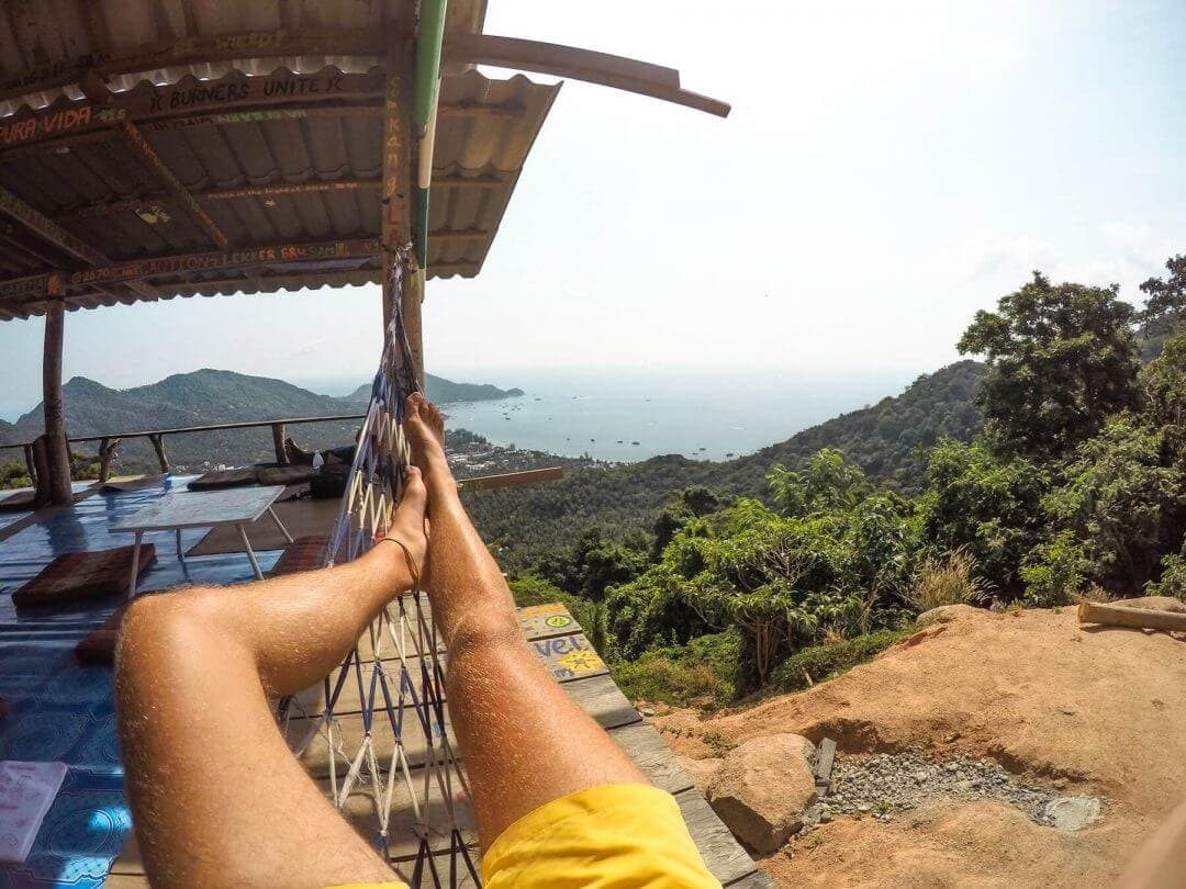 thailand koh tao to do mango viewpoint relax