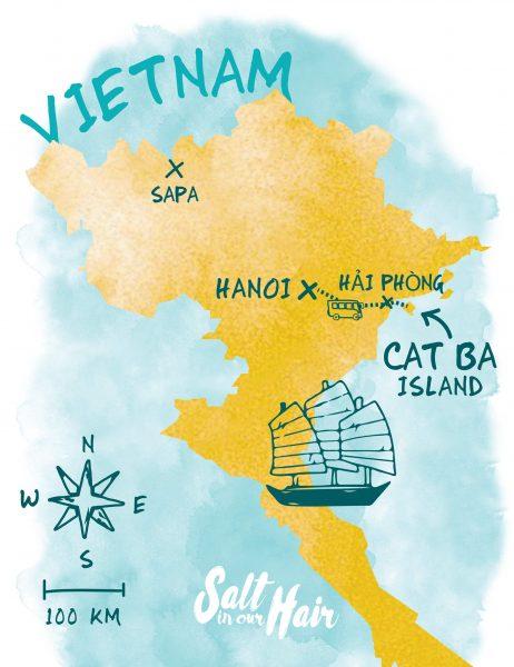 Halong Bay On A Budget Stay On Cat Ba Island