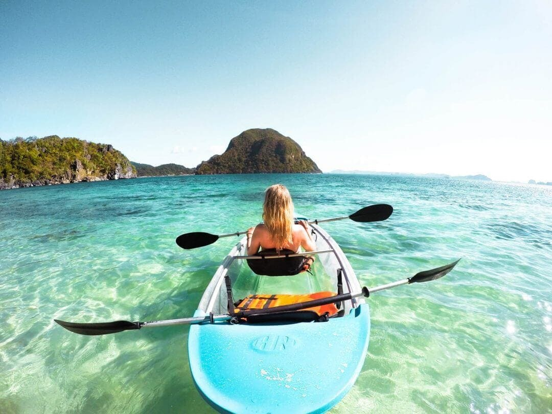 better to rent a clear kayak read more about clear kayak in el nido