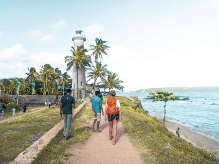 A day trip guide for exploring Galle Fort in Sri Lanka