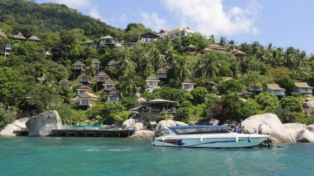 5 paradise looking hotels on Koh Tao that you can afford