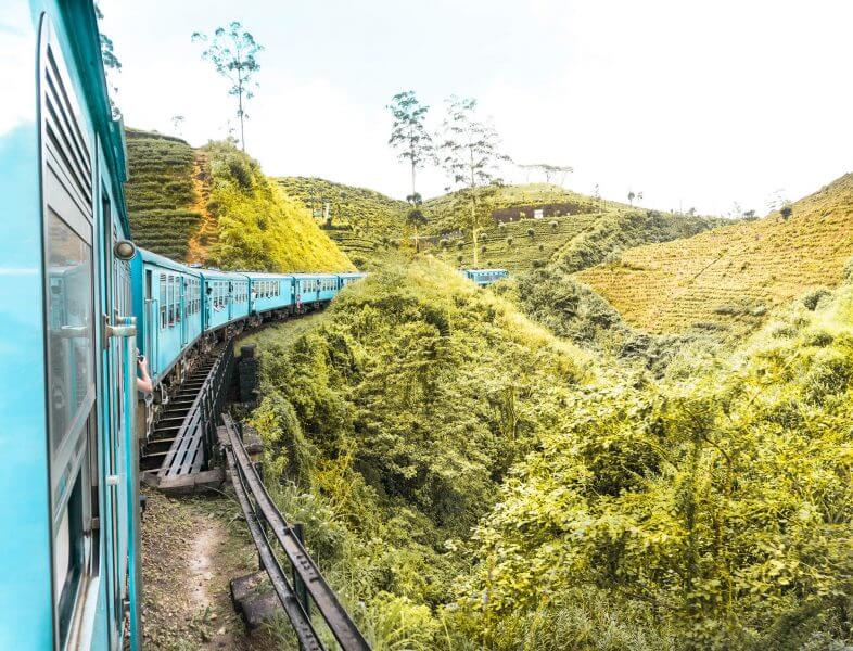 Sri Lanka Train Kandy to Ella: One of the World's Most Beautiful Train Rides