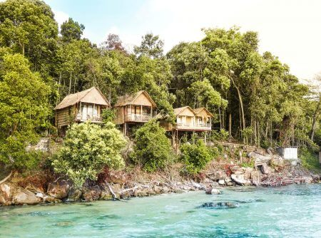 The best Guesthouses and Hostels on Koh Rong