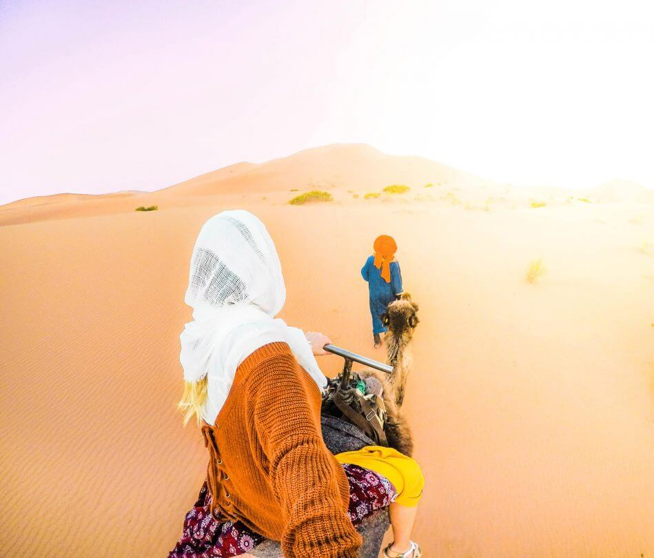 Experience an incredible Sahara Desert Tour in Morocco (3 days)