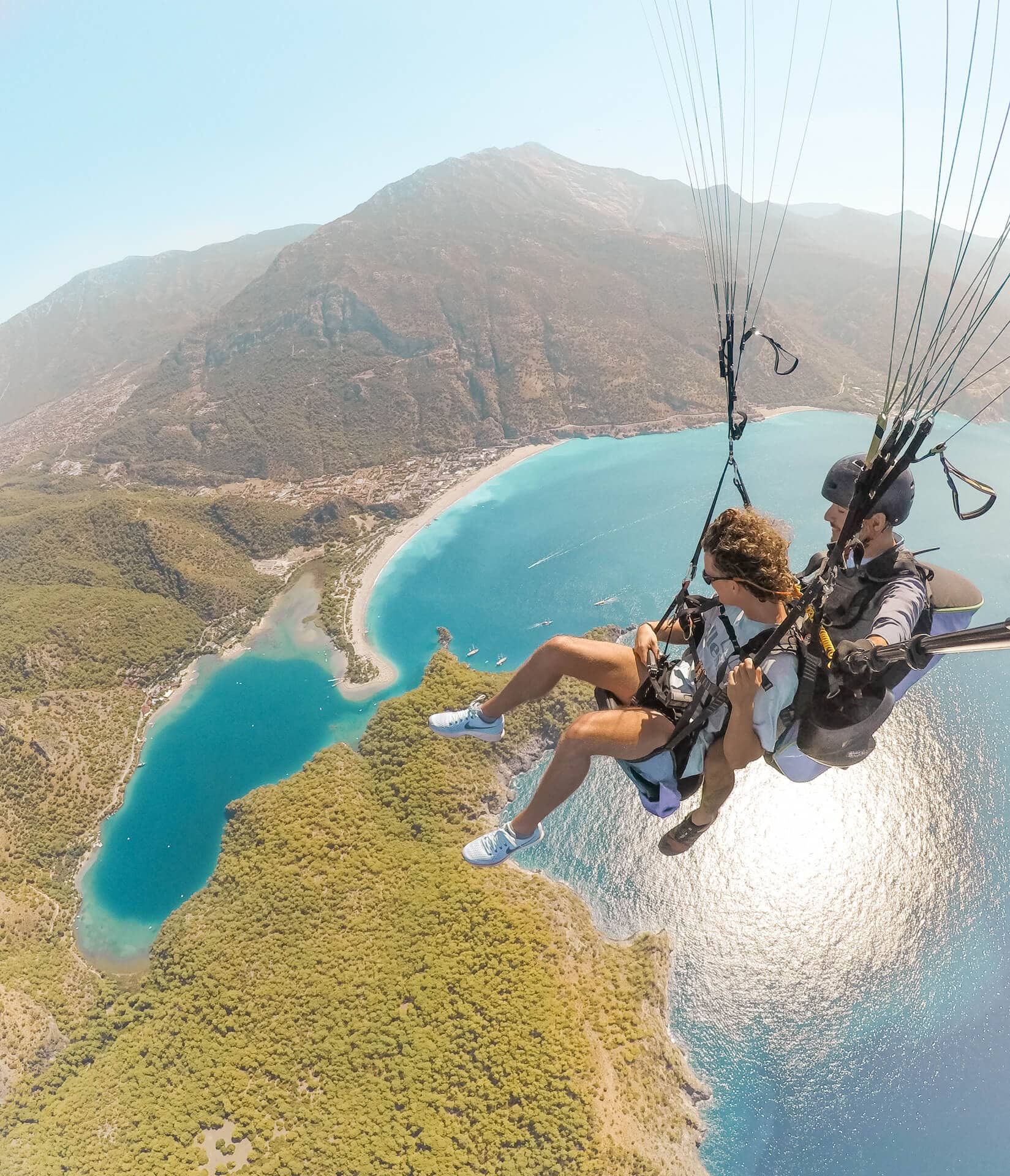 fethiye things to do paragliding