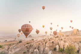 Turkey Route Guide: Incredible Coastline and Hot Air Balloons