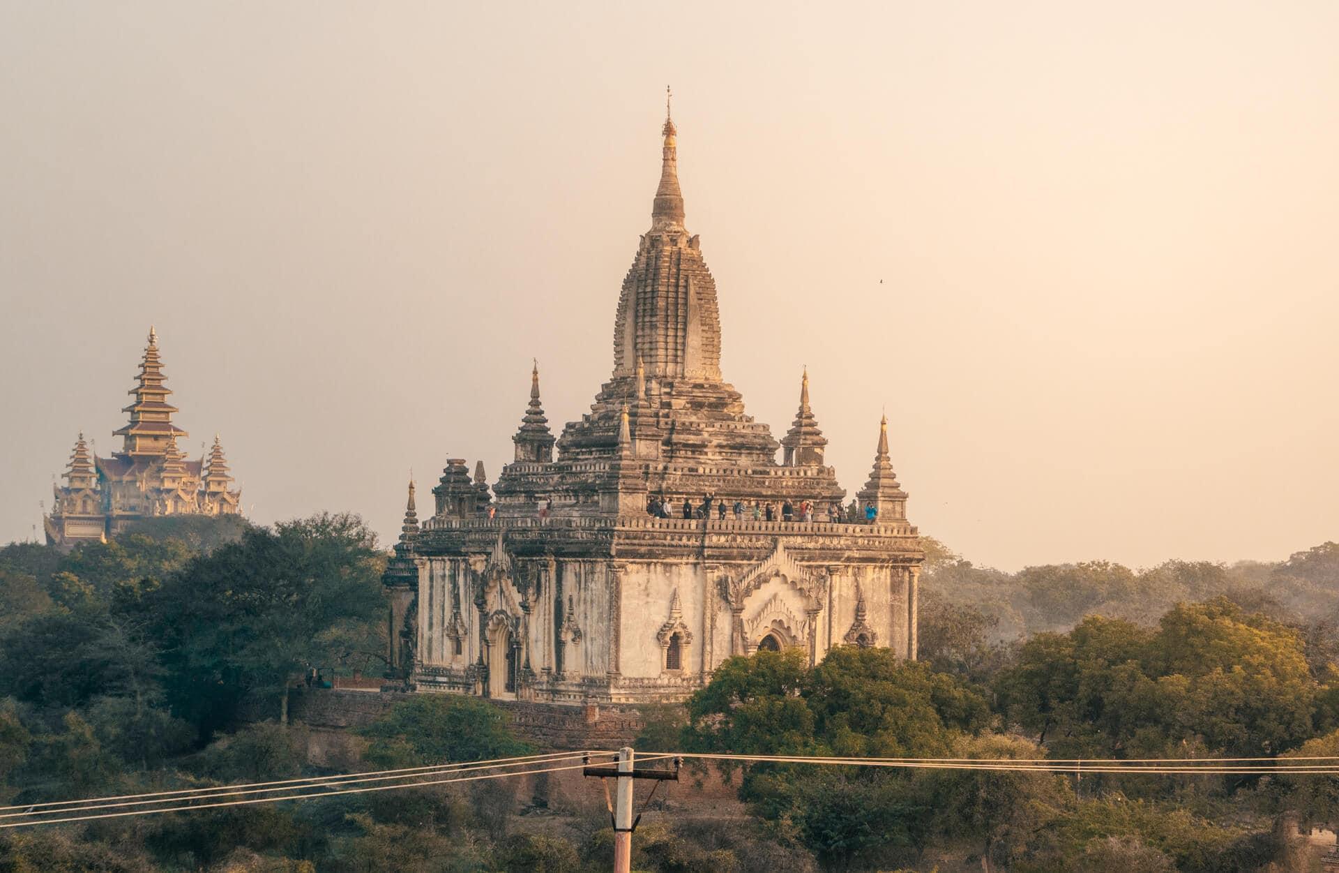 Best Bagan Temples Shwegu Gyi Phaya