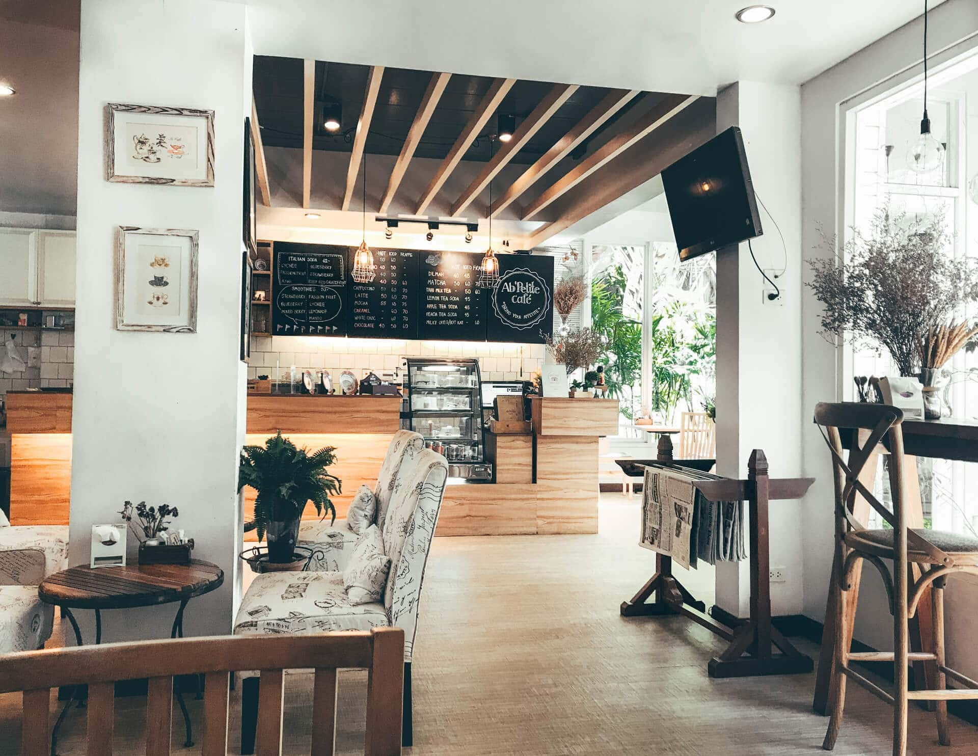 best cafe work chiang mai thailand ab petite