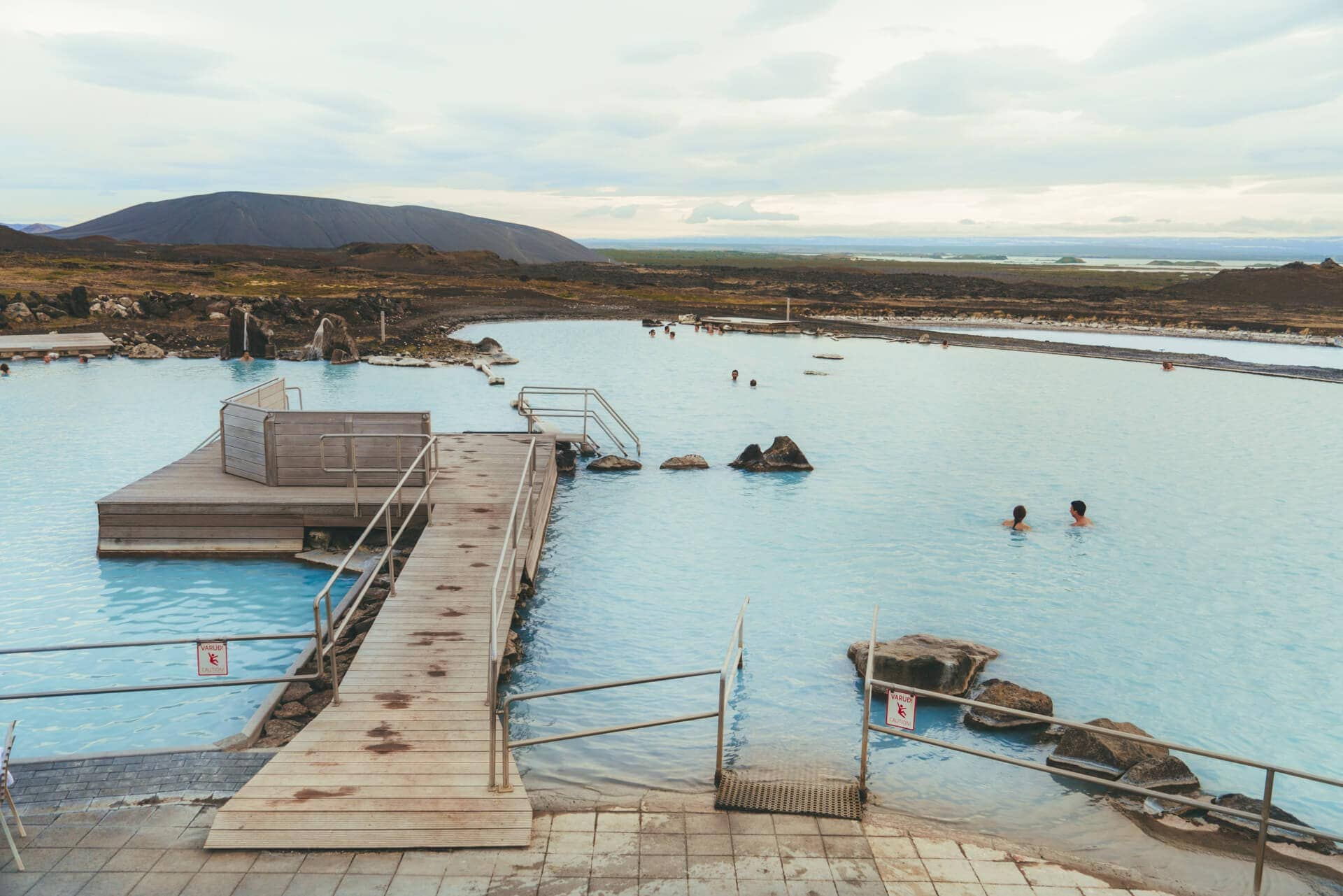 iceland route guide Myvatn Nature Baths