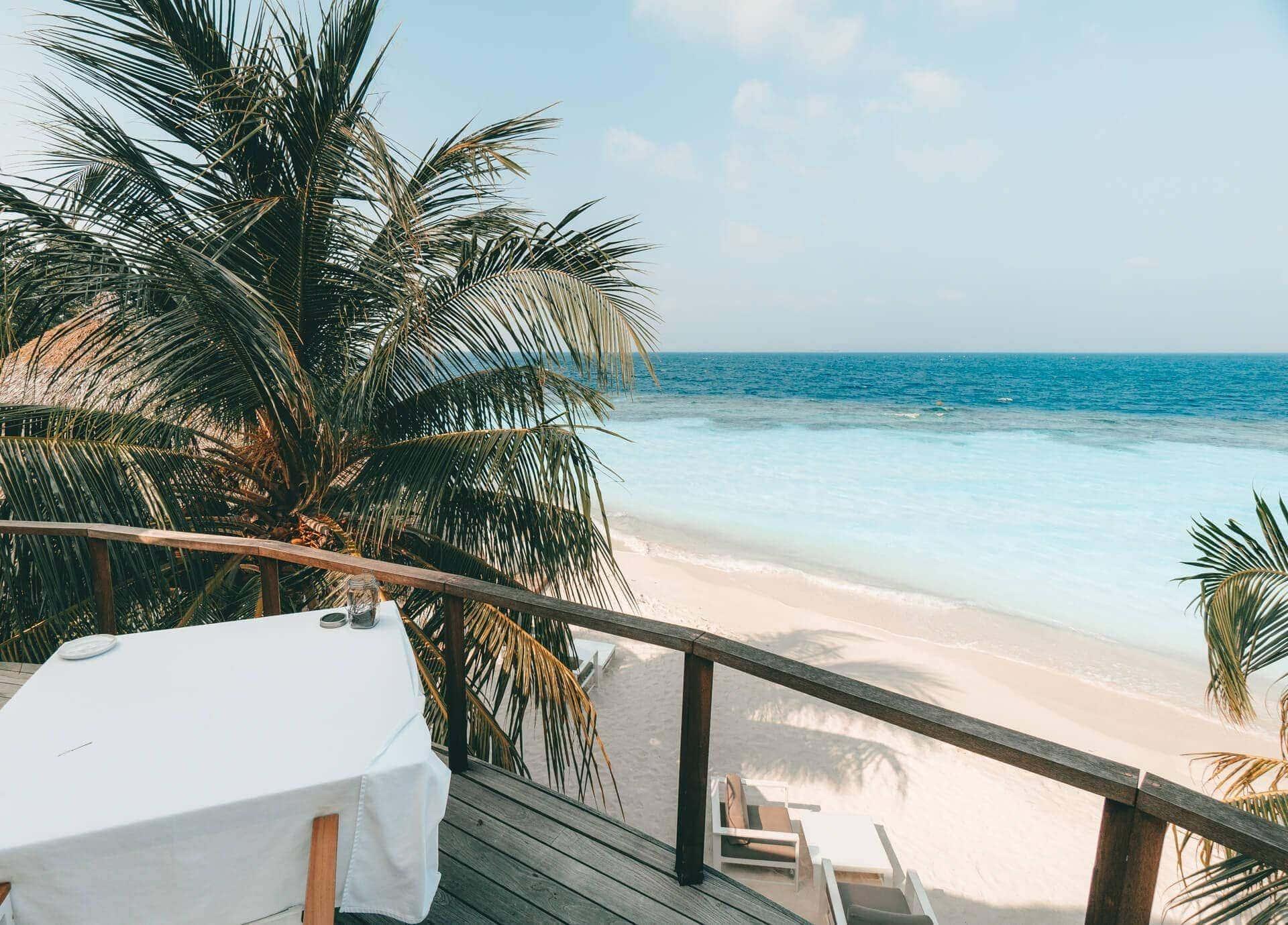 kandolhu island maldives dining