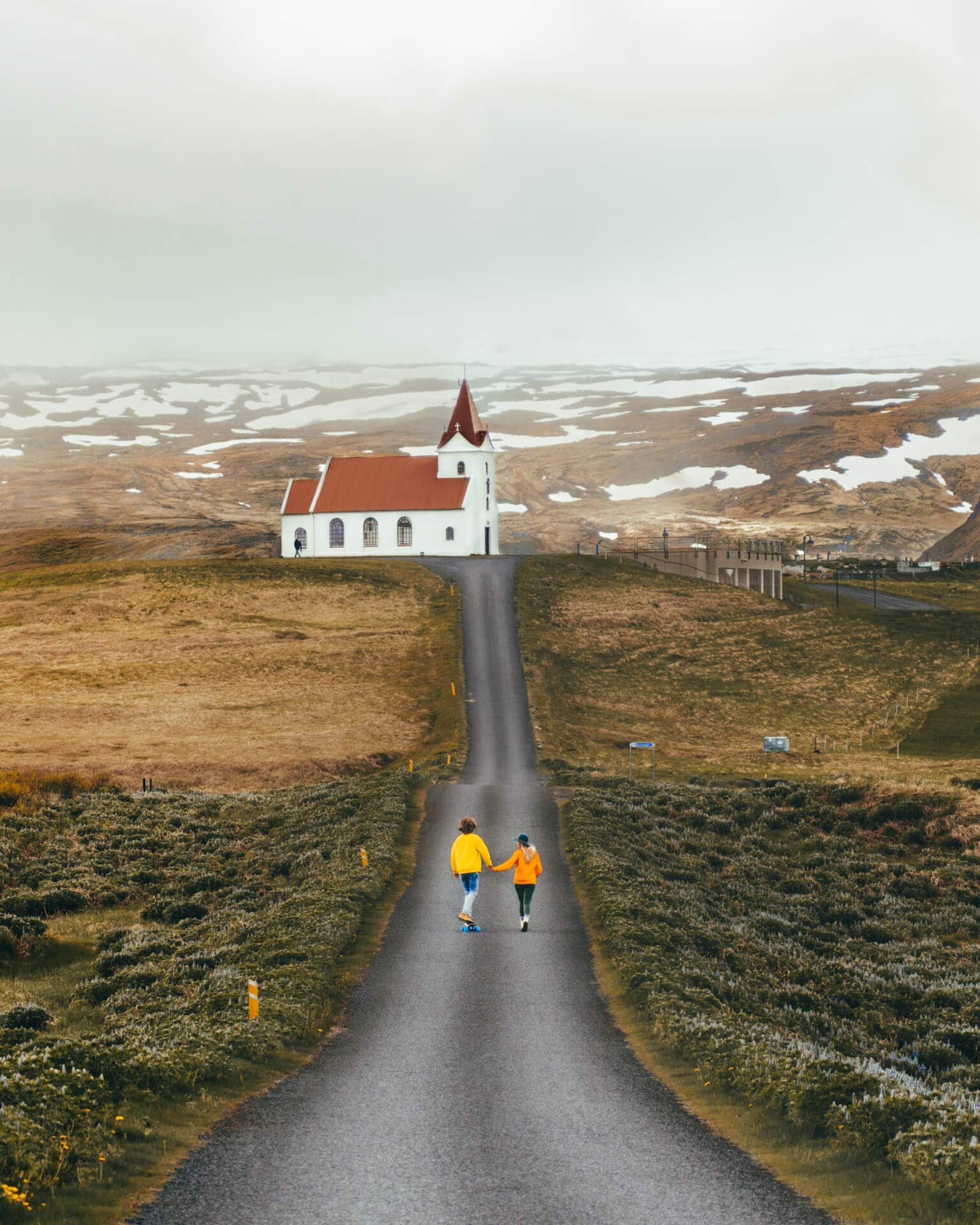 things to do iceland scenic church