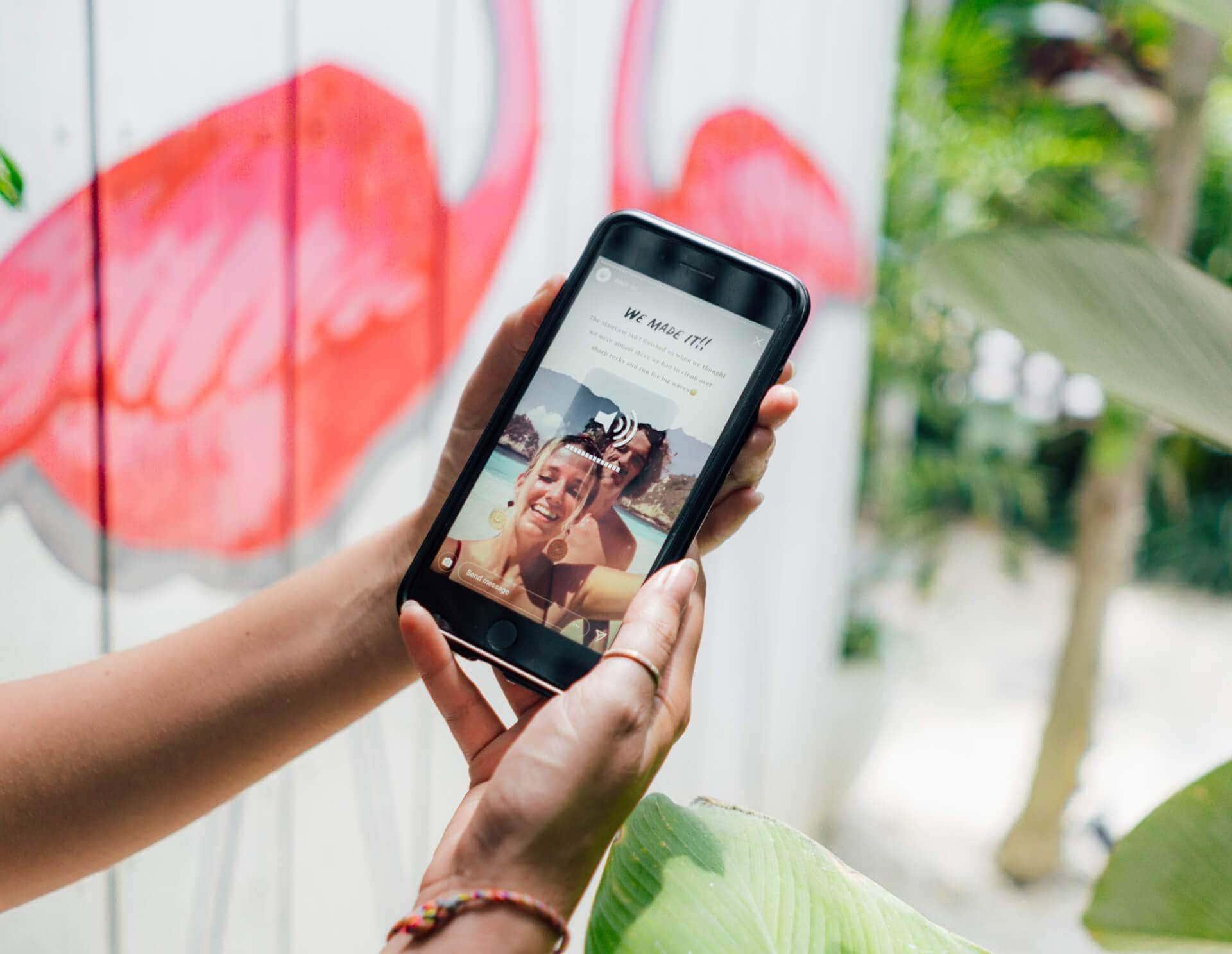 instagram stories tips tricks volume