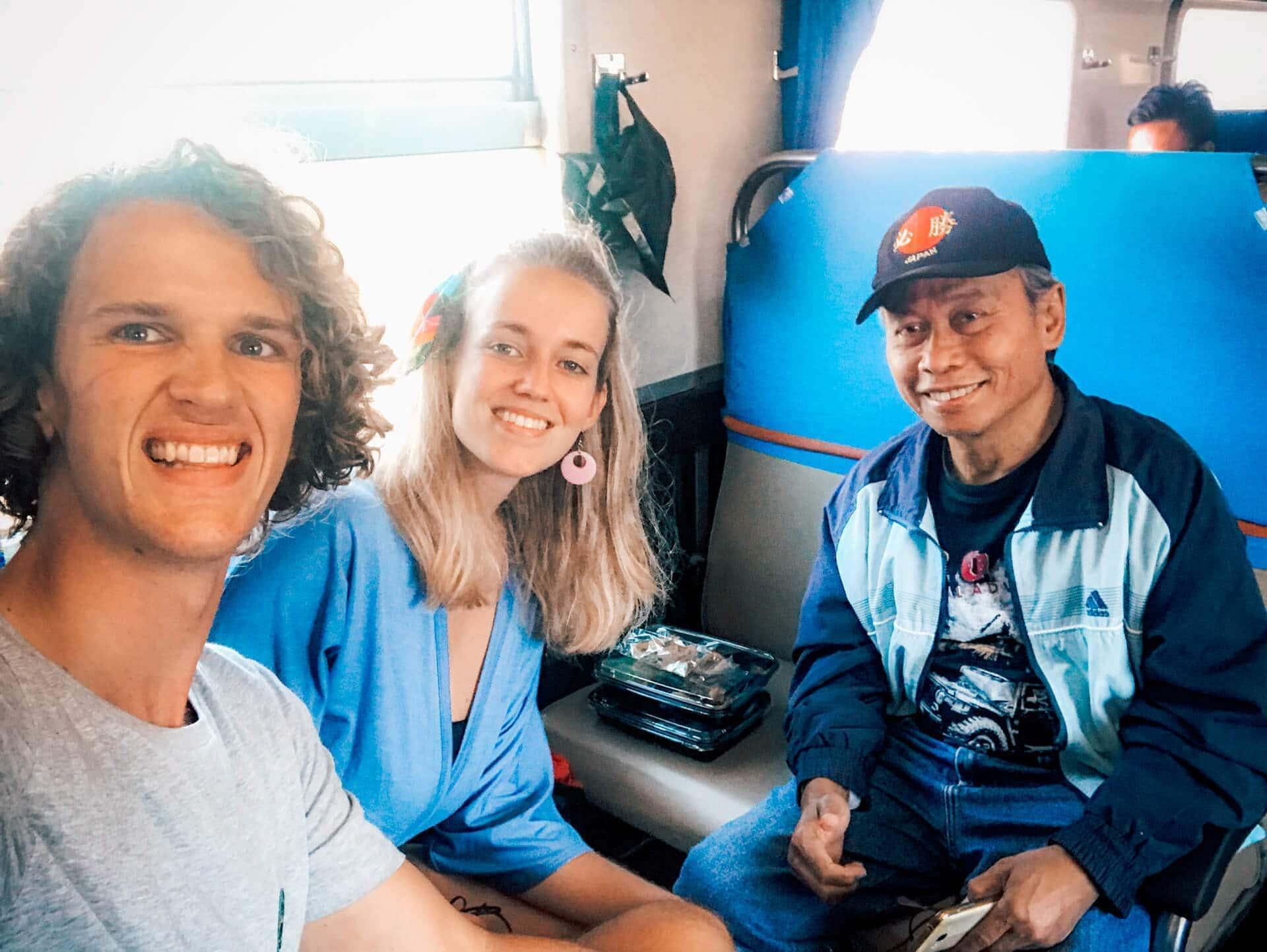malioboro train yogyakarta malang local people
