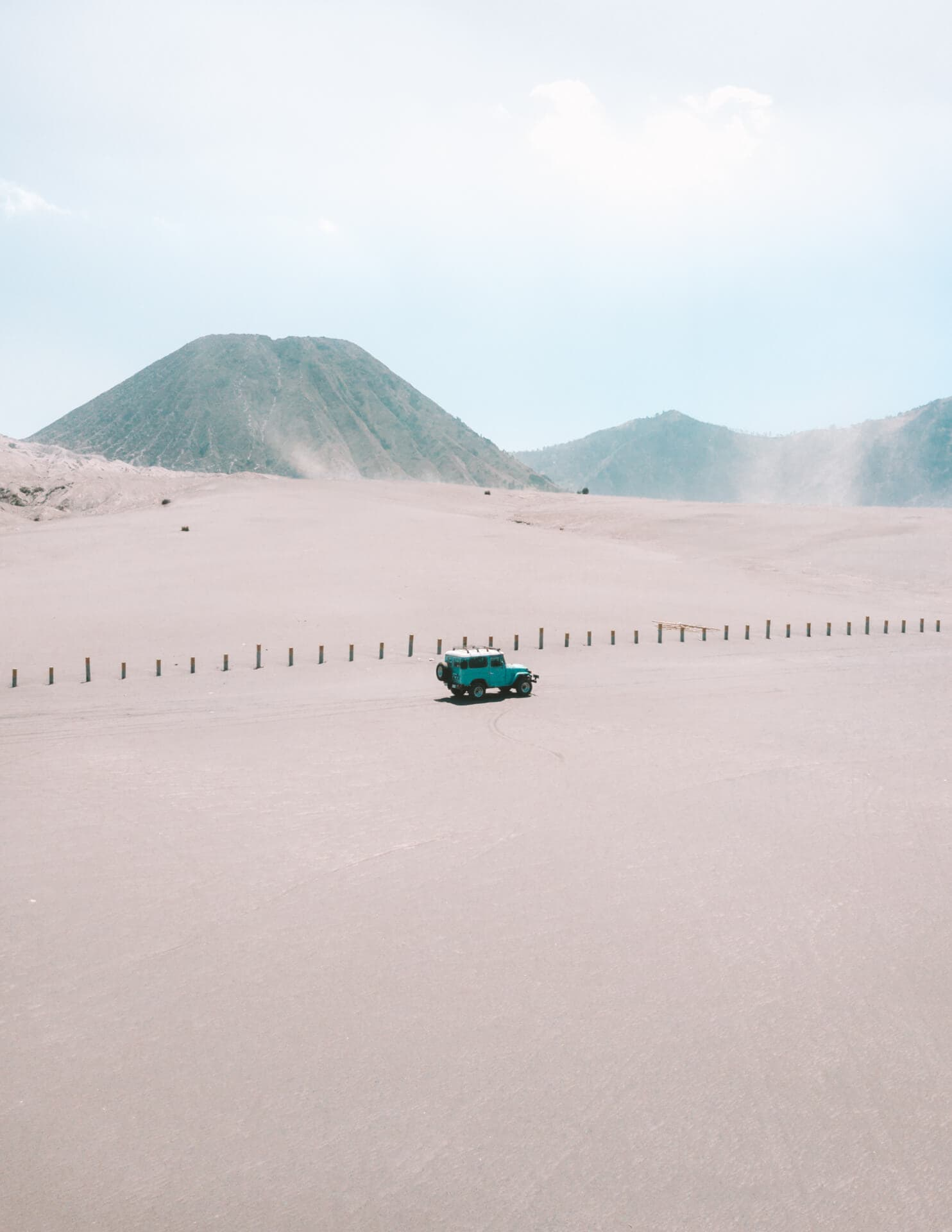 visit bromo tour Sea of Sand