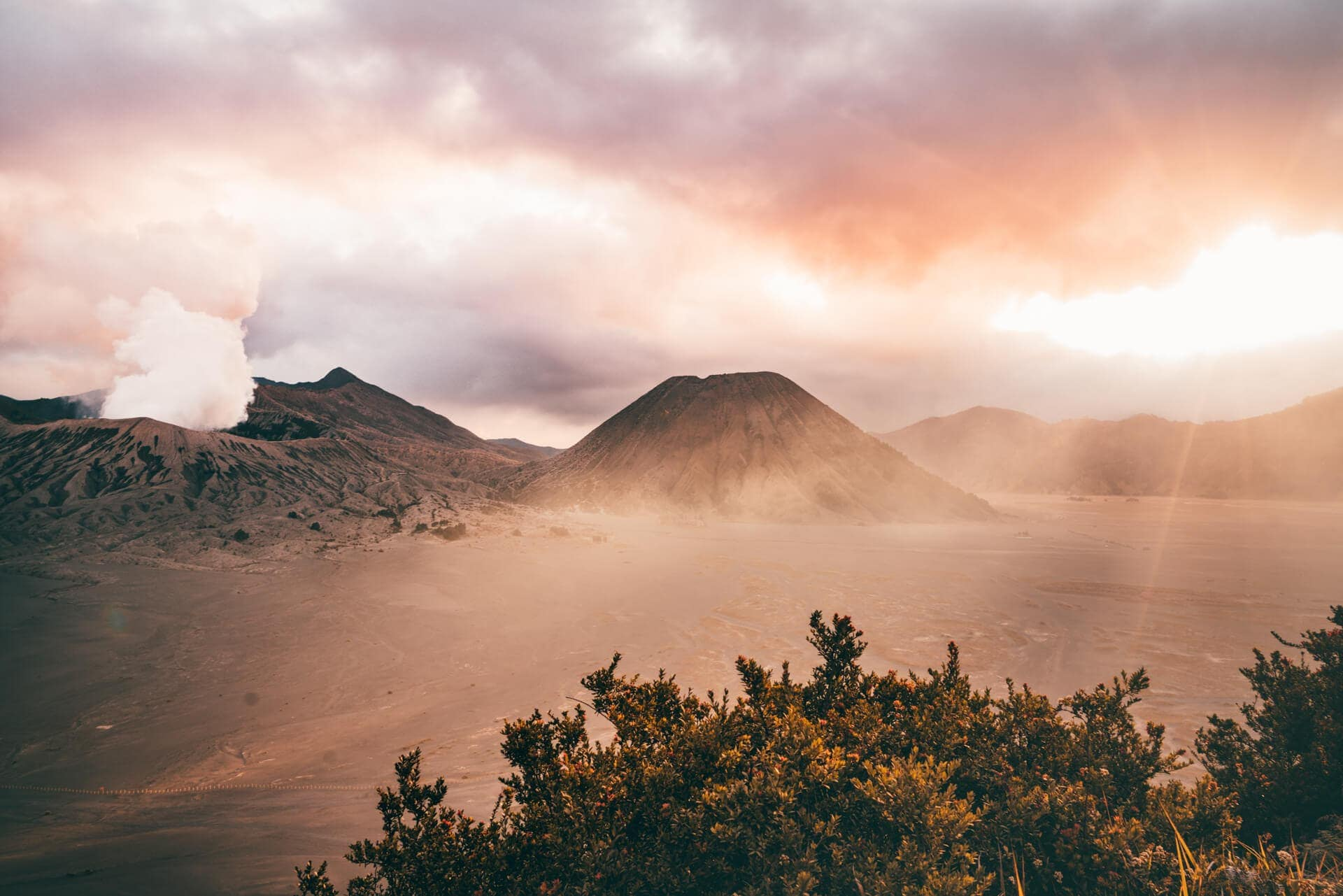 visit bromo tour best sunset viewpoint