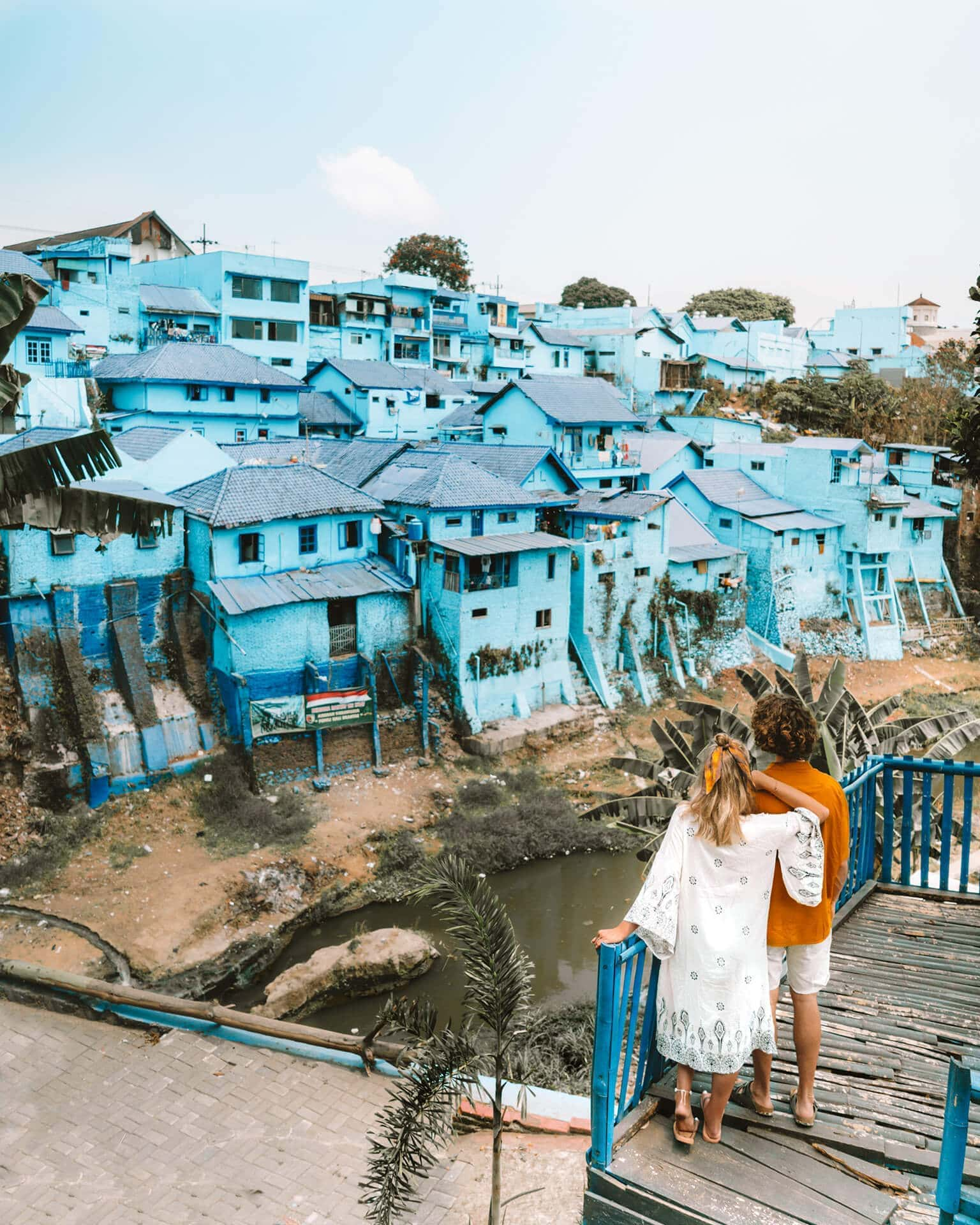 central east java route guide colorful village malang