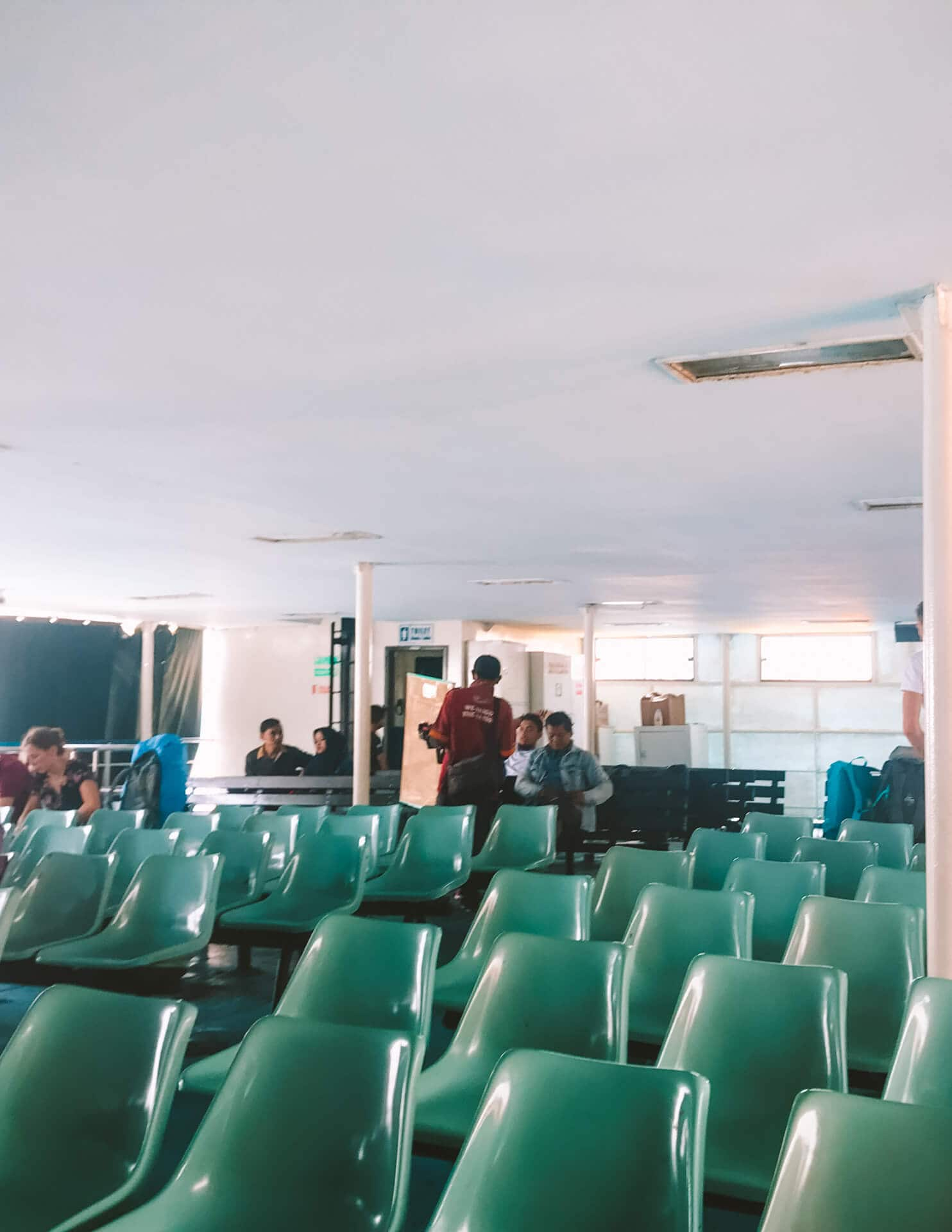 central east java route guide ferry