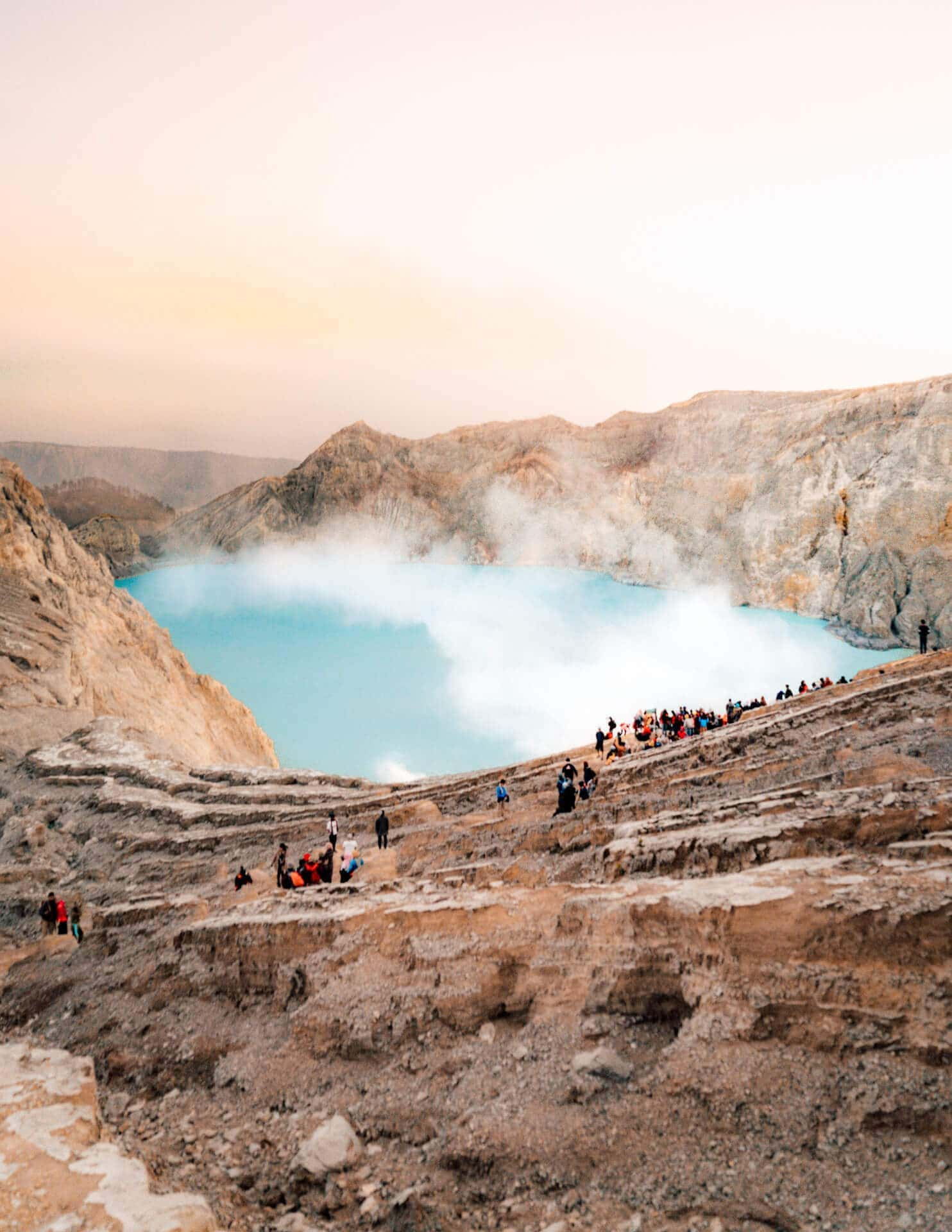 central east java route guide ijen