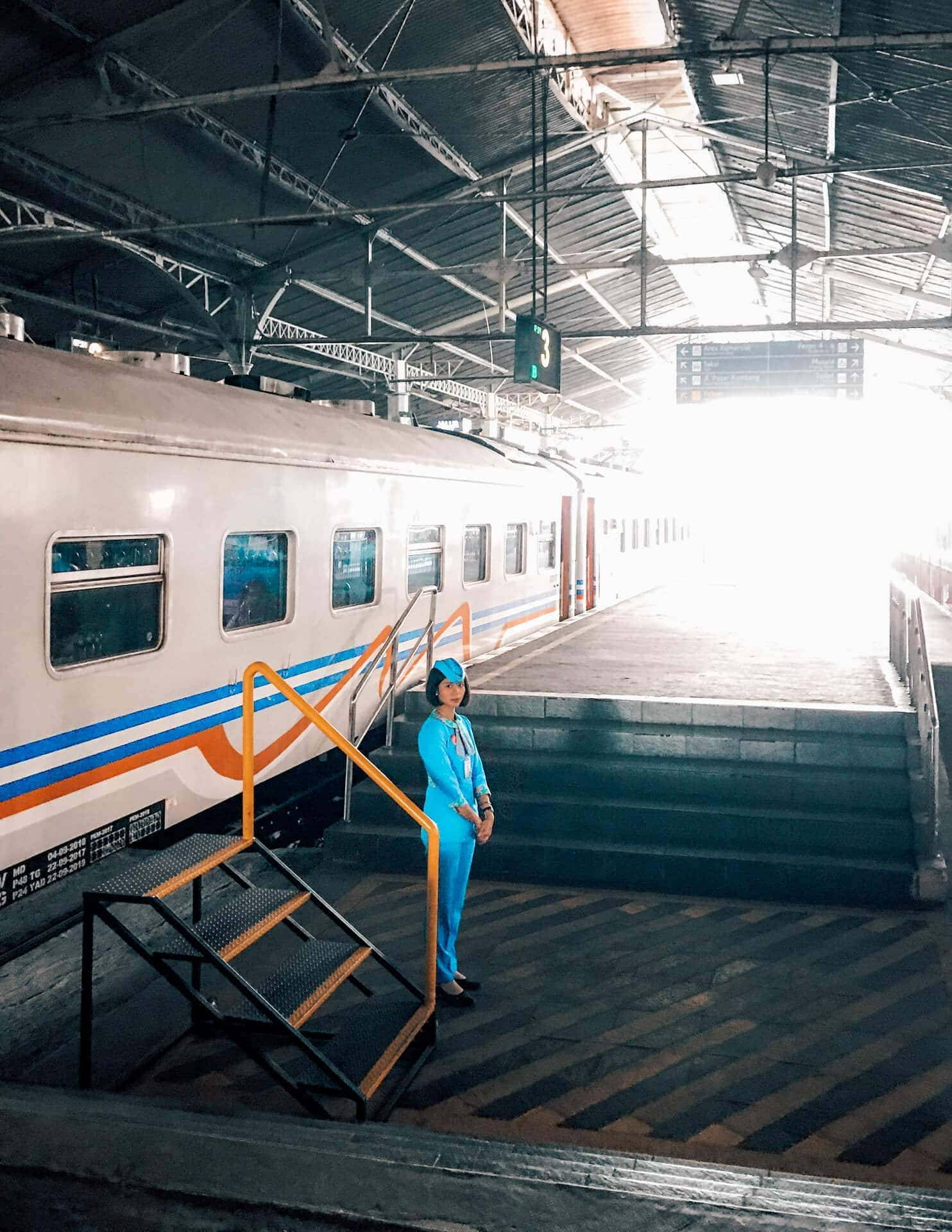 central east java route guide malioboro train
