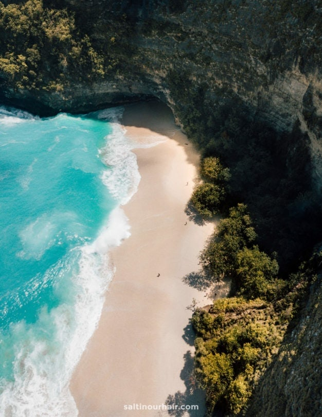 things-must do bali kelingking nusa penida beach