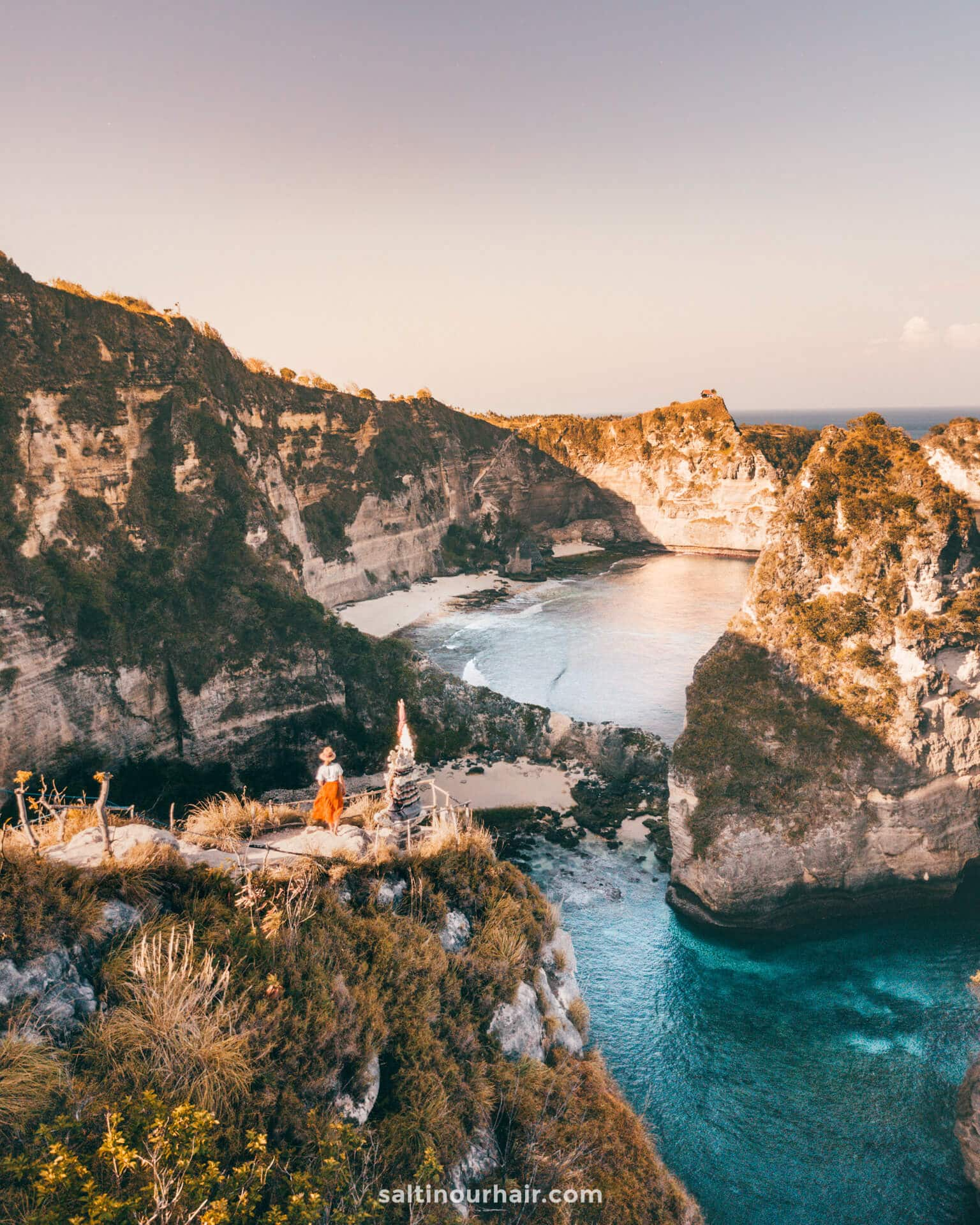things to do nusa penida Thousand Islands Viewpoint