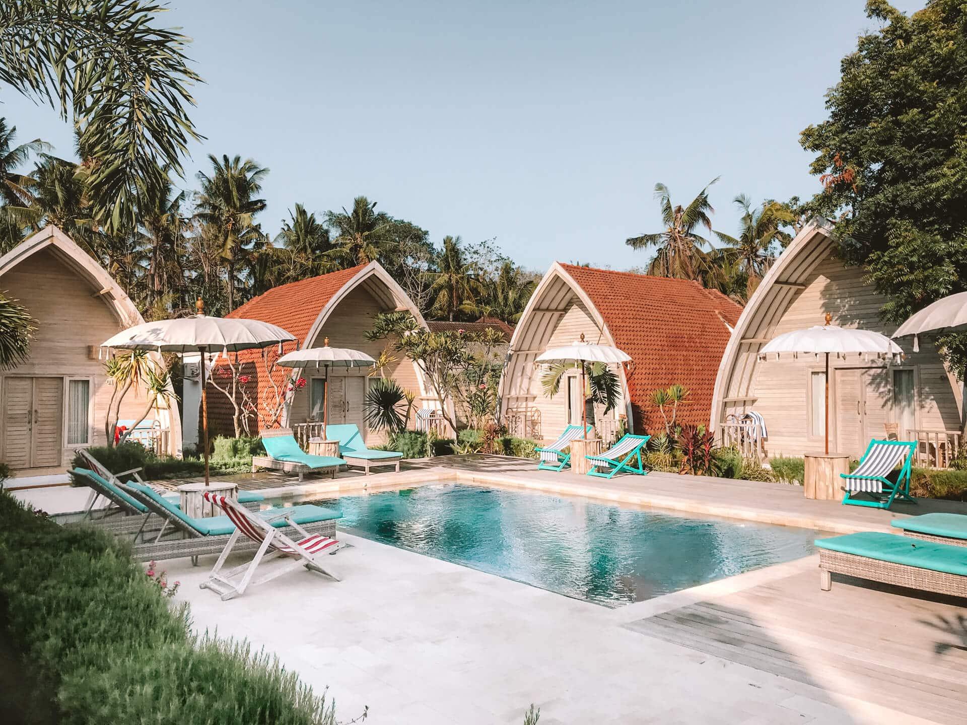 things to do nusa penida bungalow accomodation