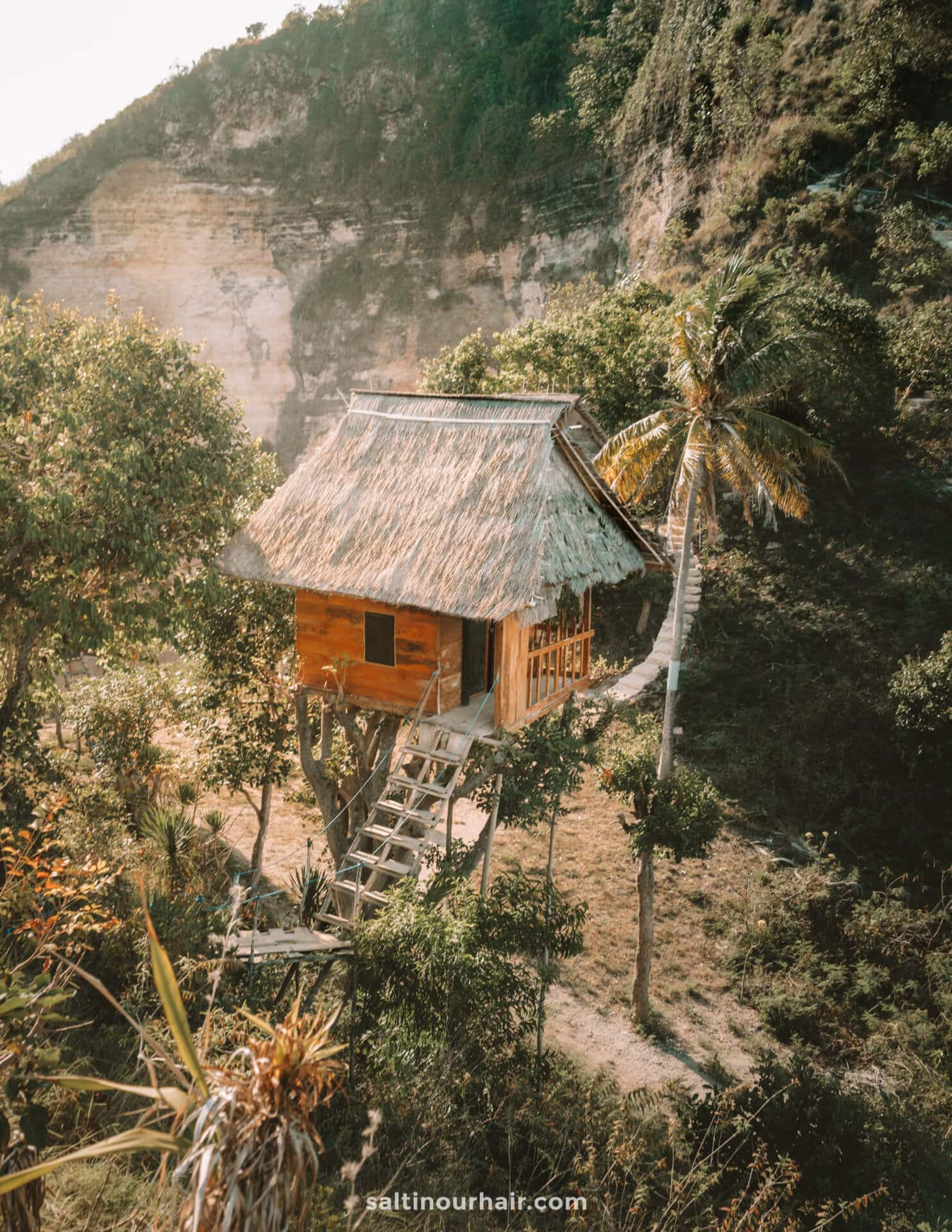 things to do nusa penida treehouse