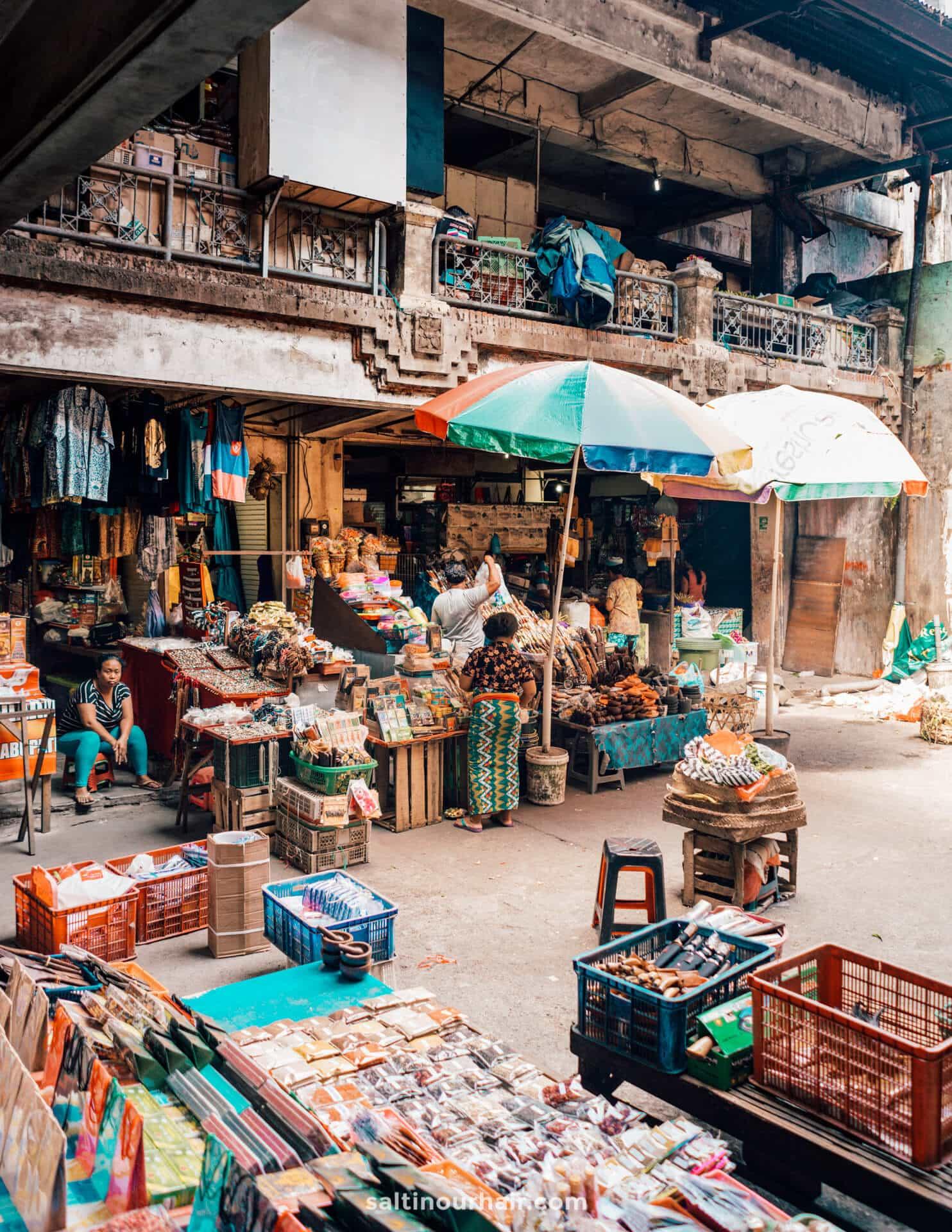 things to do ubud market local