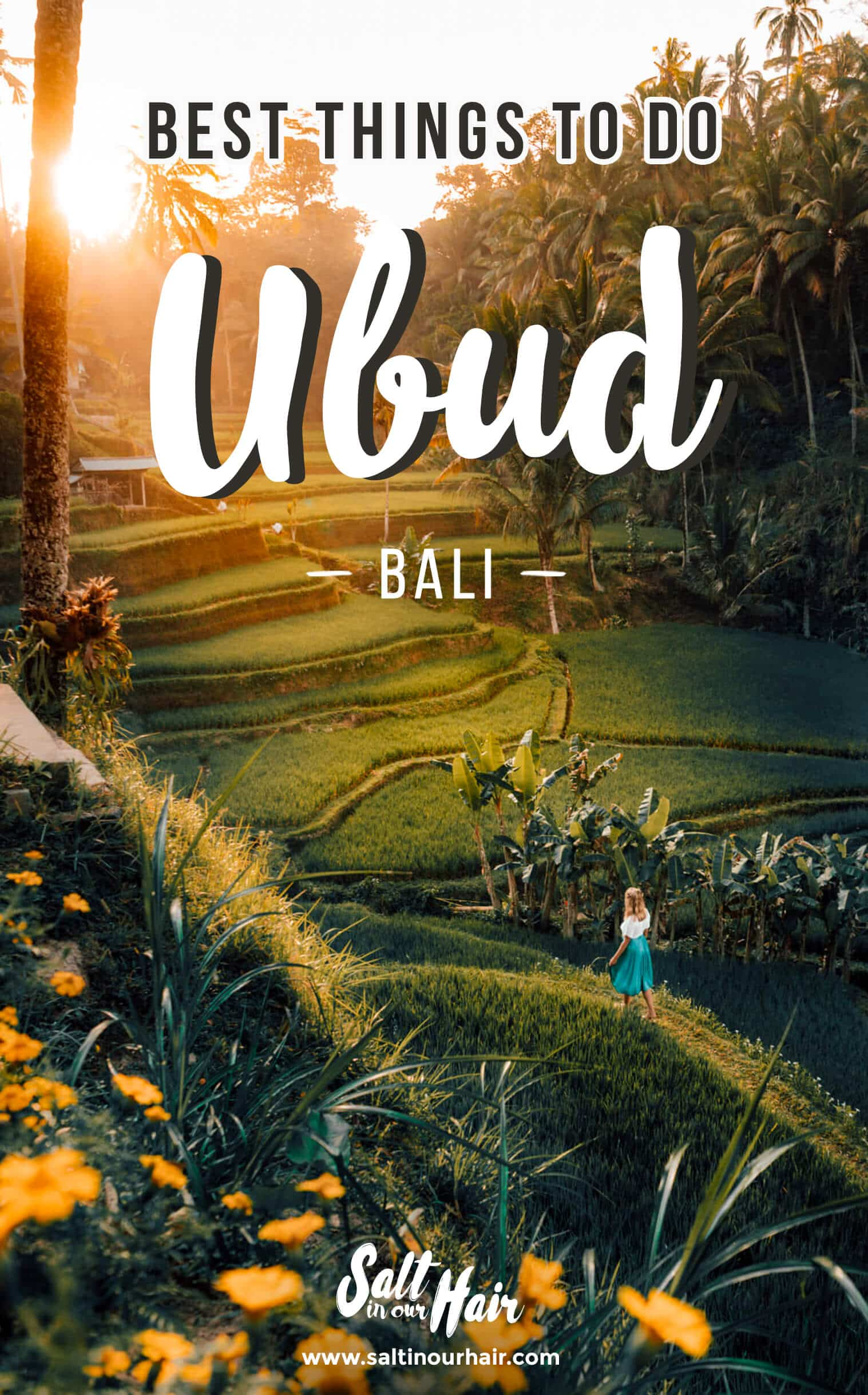 UBUD BALI - 14 x Things To Do in Ubud - Complete 3-Day Guide
