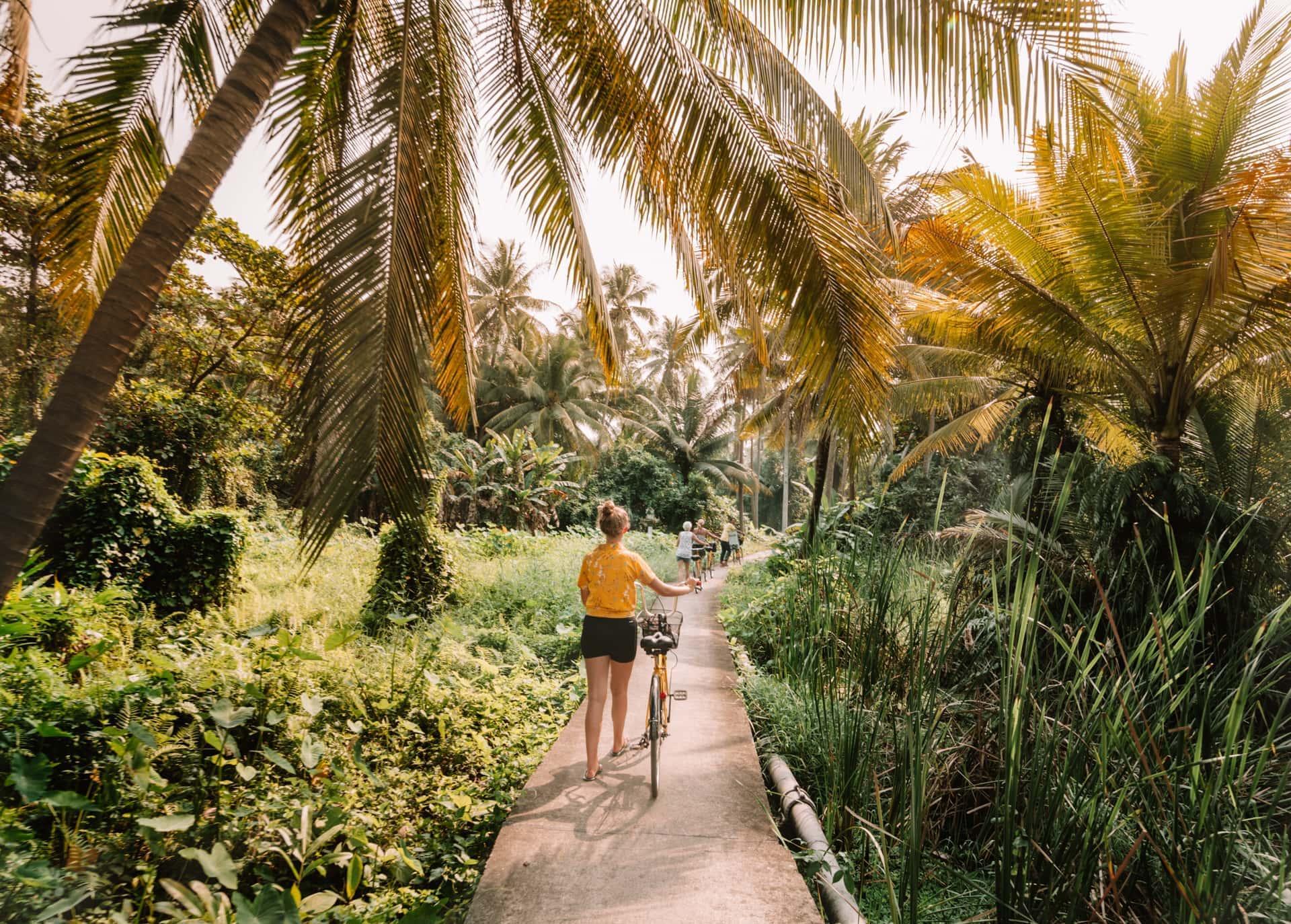 things to do bangkok bike tour route