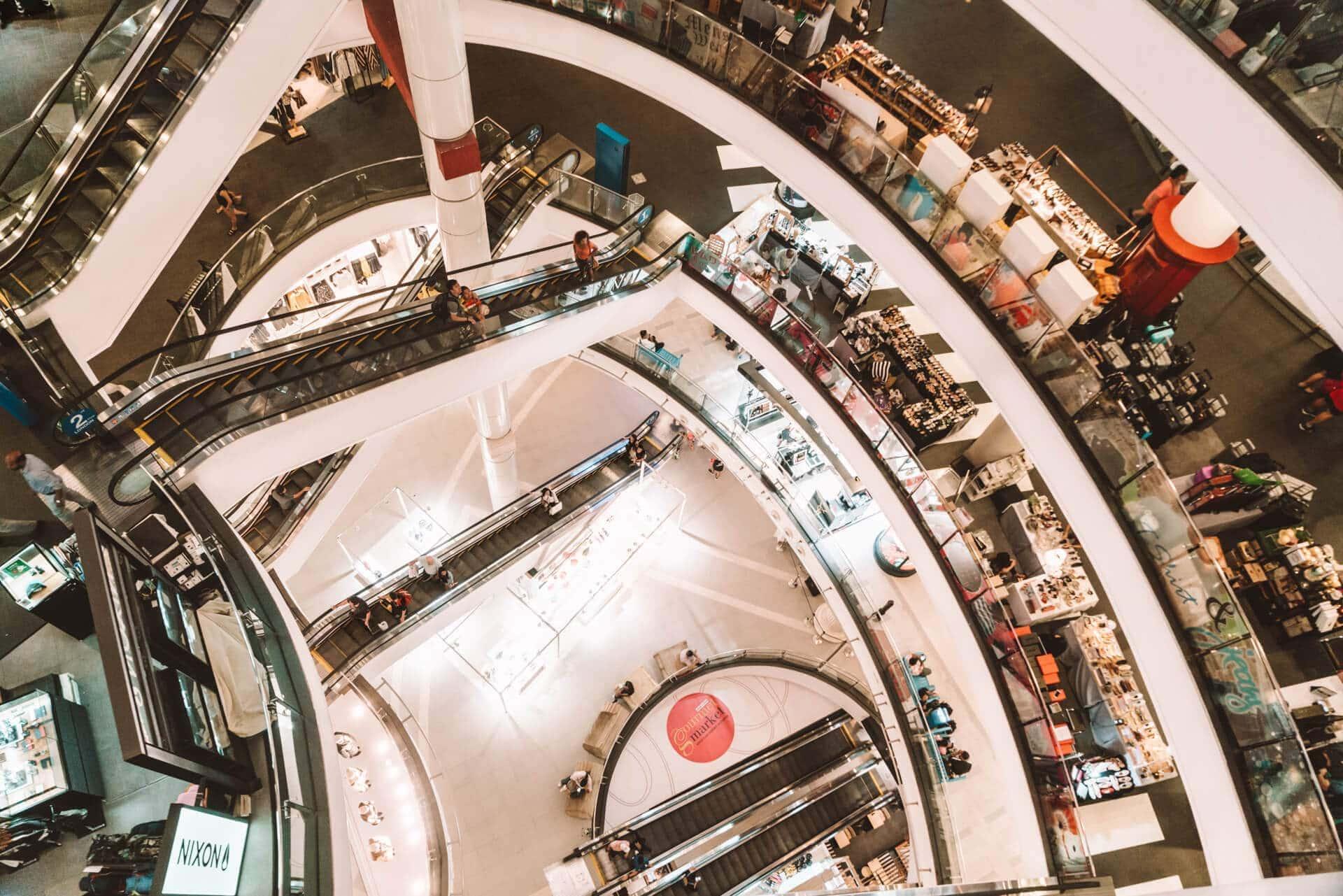 things to do bangkok shopping mall