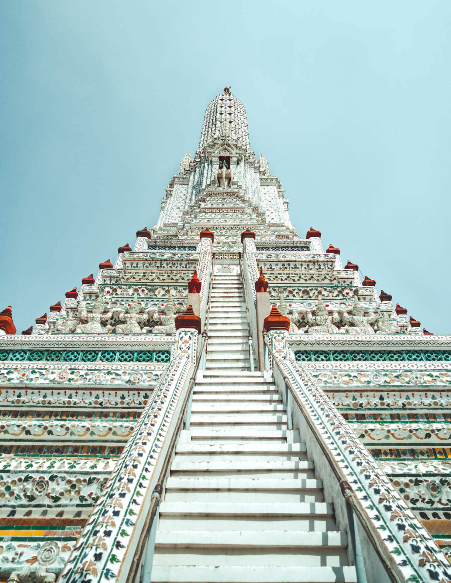 things to do bangkok temple wat arun