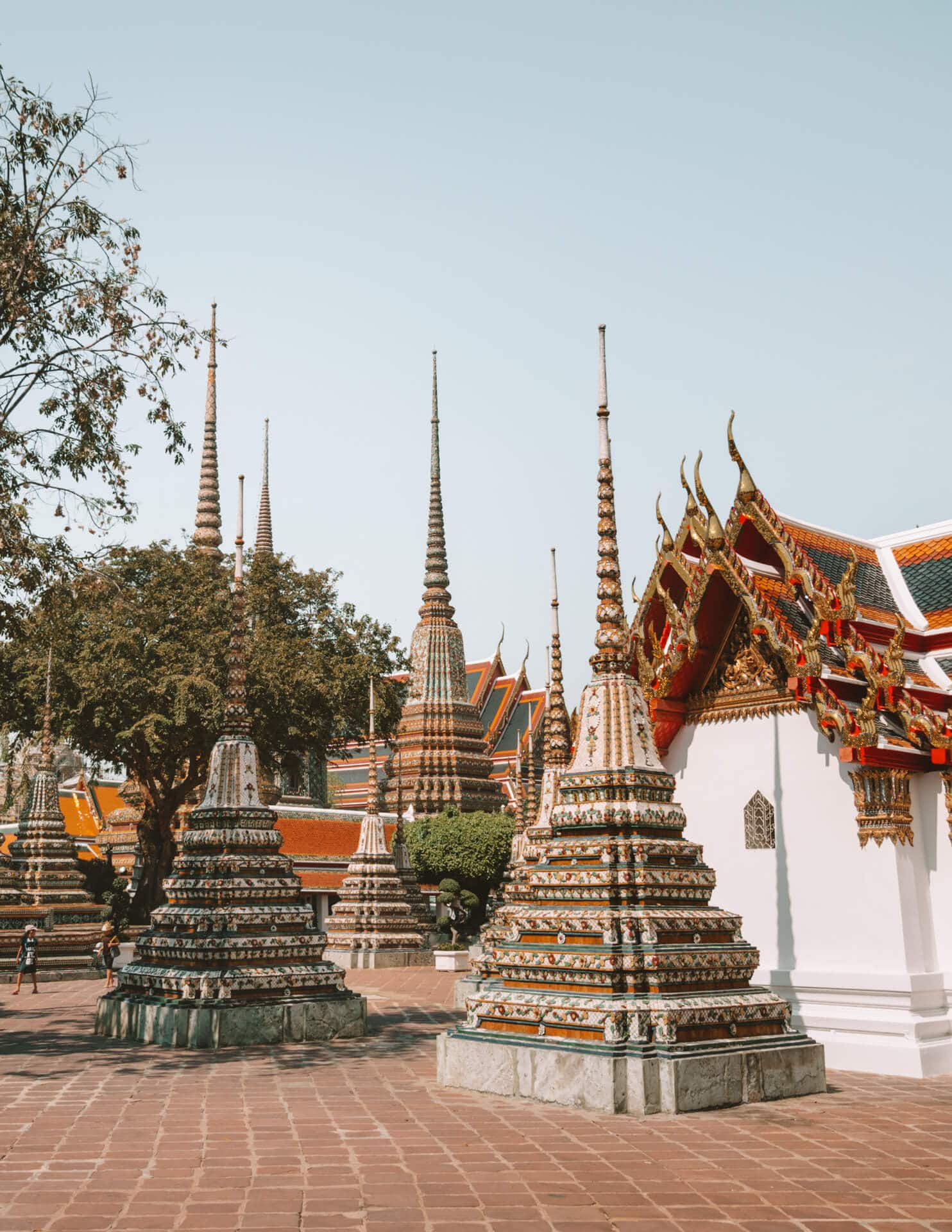 things to do bangkok temple wat pho