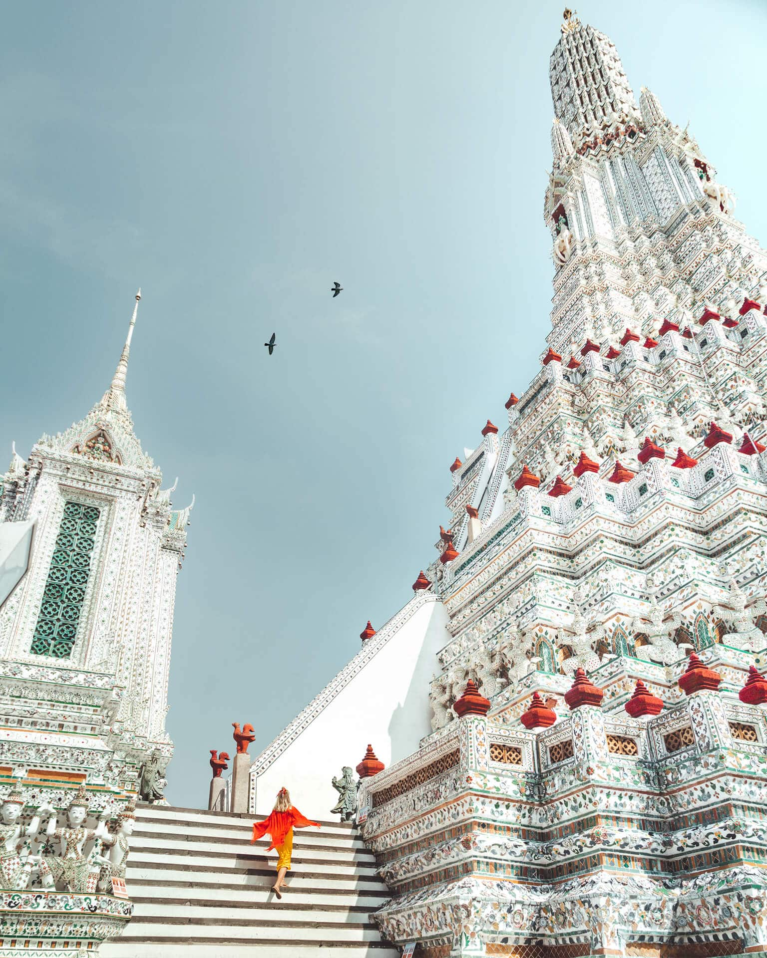 things to do bangkok wat arun