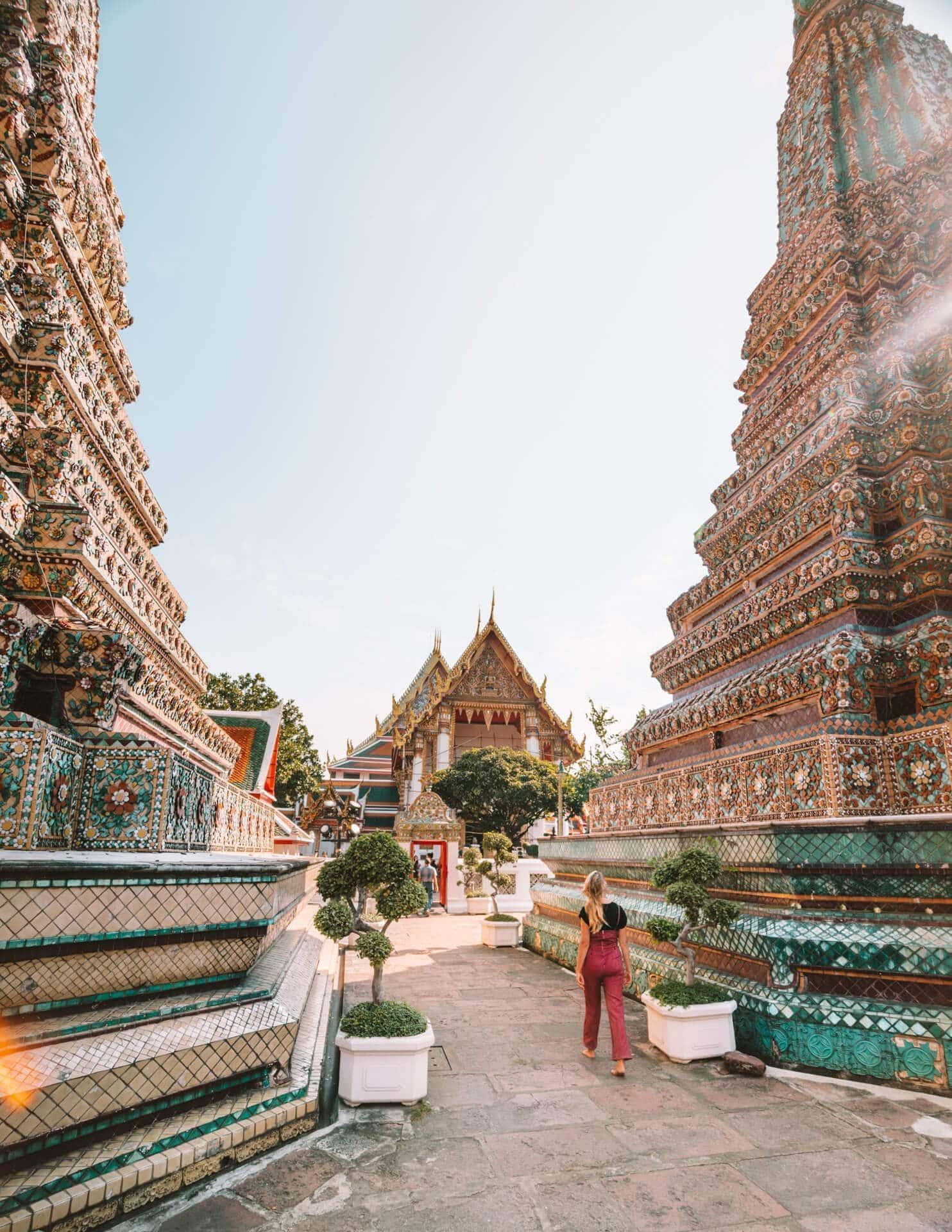 things to do bangkok wat pho