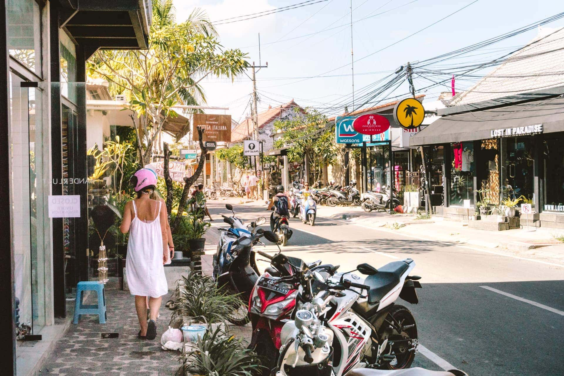 things to do canggu bali batu bolong