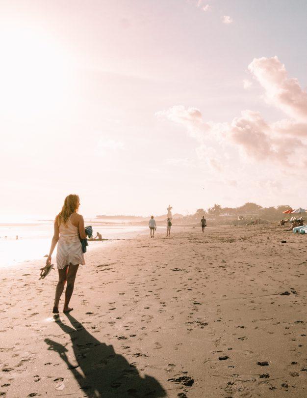 things to do canggu bali beach
