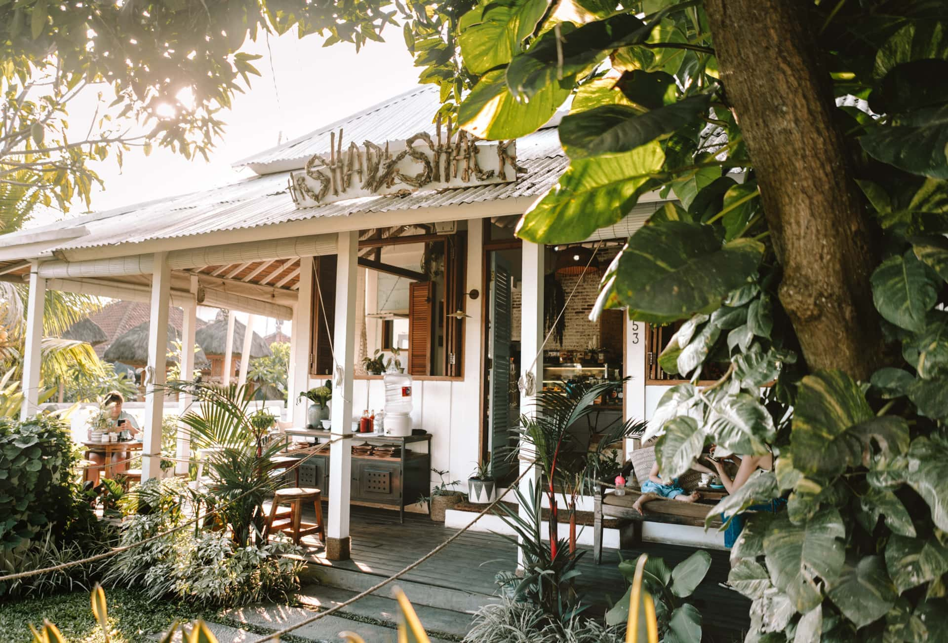 things to do in canggu shady shack