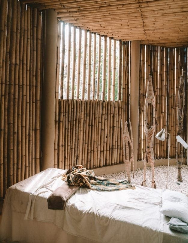 things to do gili air spa massage