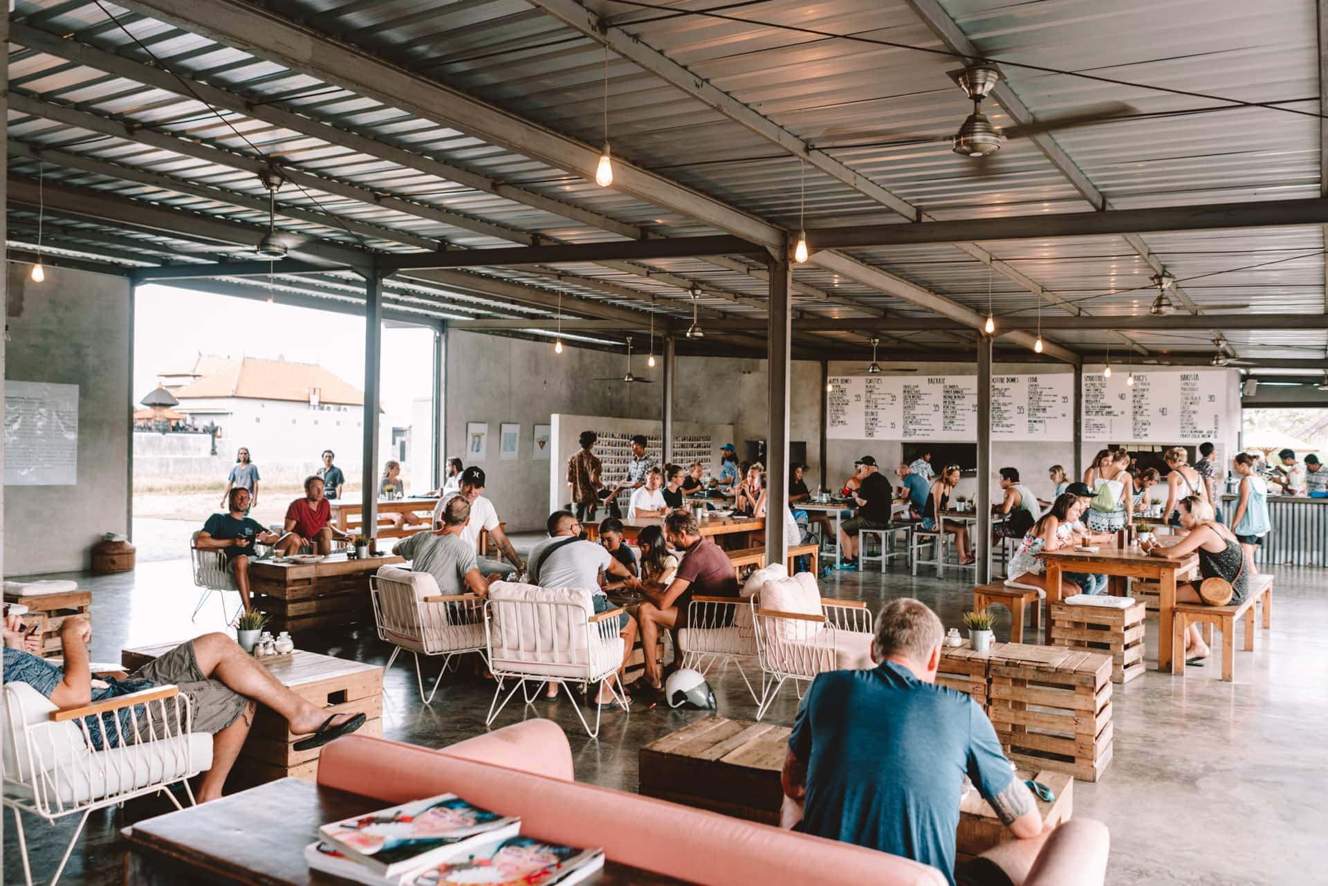 Cafes To Work In Canggu 11 X Best Cafes To Work In