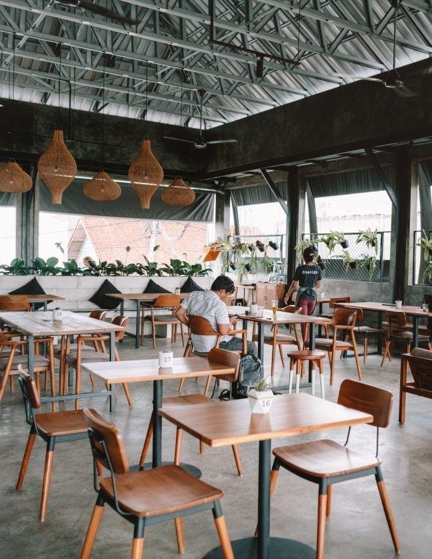 best restaurants canggu duatiga