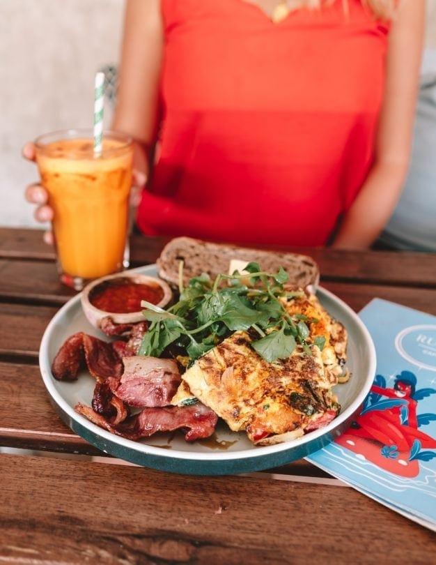 best restaurants canggu ruko food