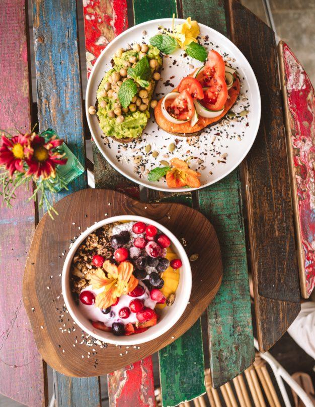 best restaurants canggu the mocca breakfast