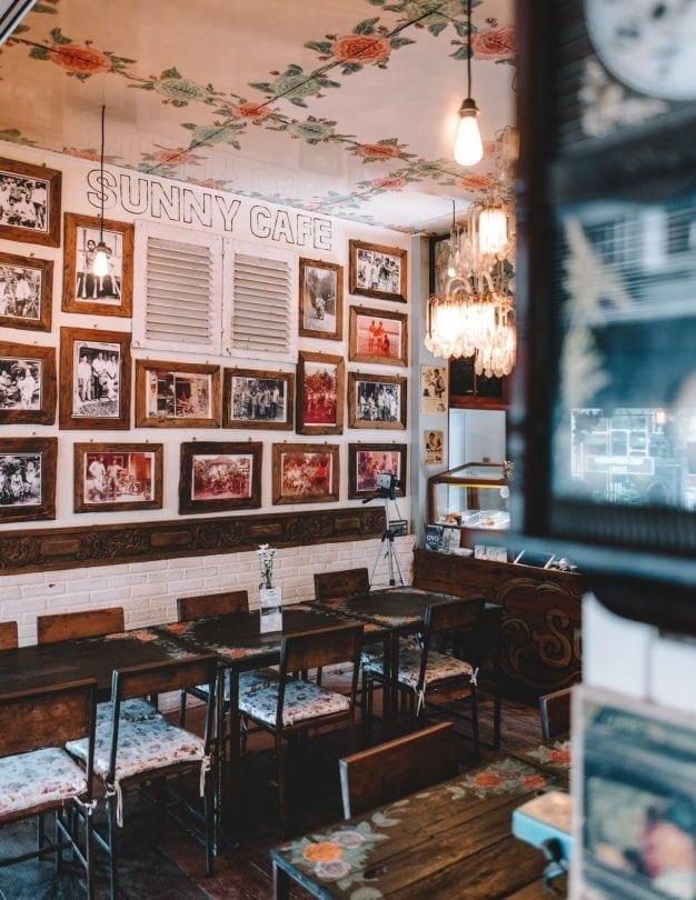 best cafes work canggu bali