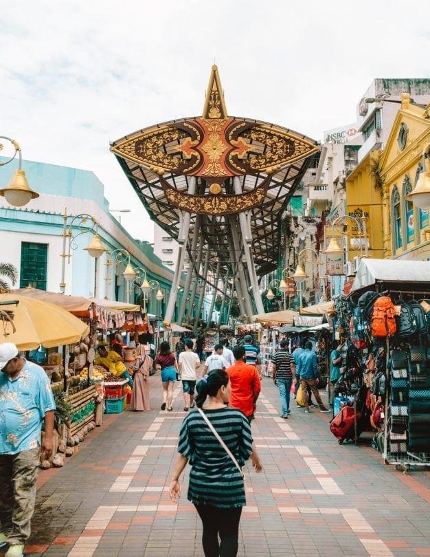 things to do kuala lumpur market