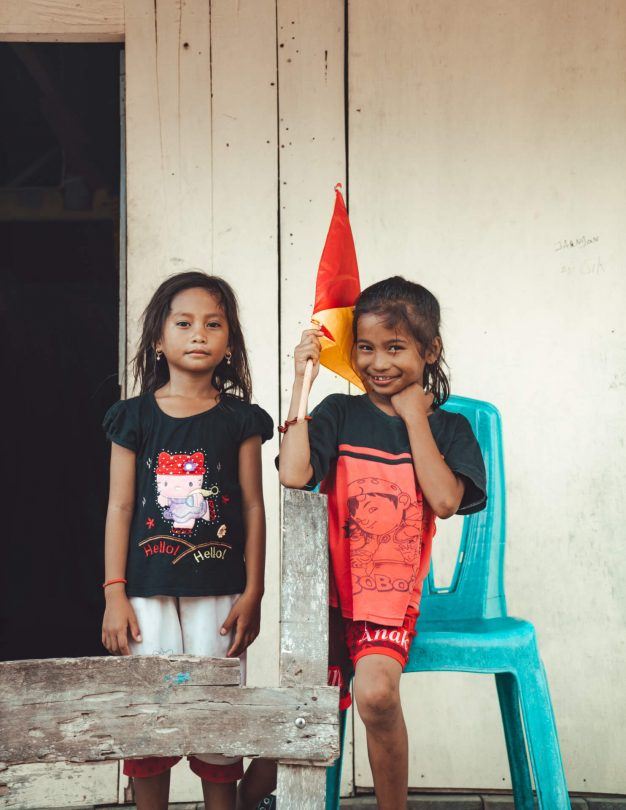 indonesia route java bali flores kids