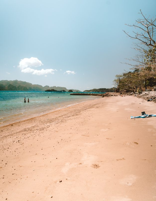 things to do coron philippines cabo beach sand