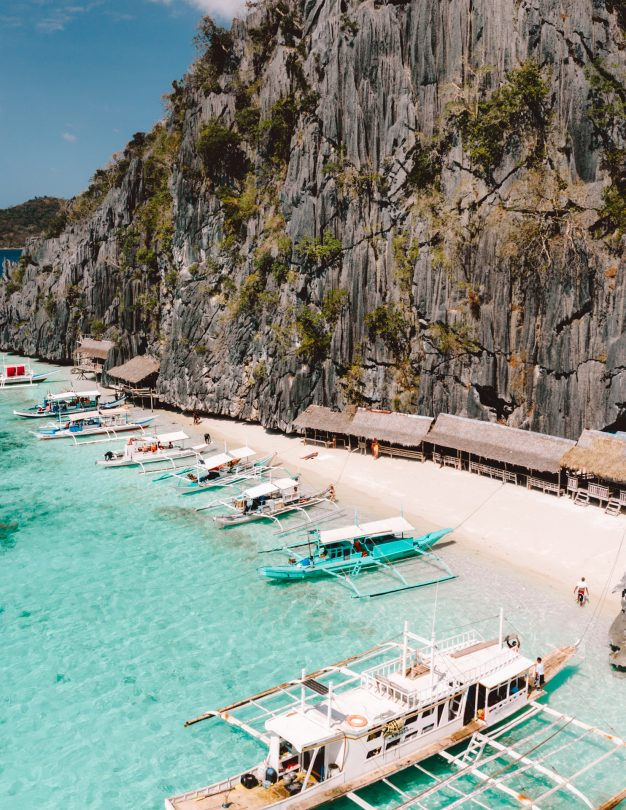 things to do coron philippines banol beach lunch spot