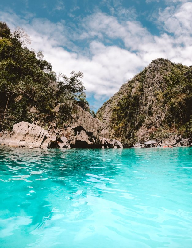 things to do coron philippines twin lagoon